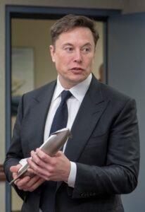 Elon Musk crypto-enthousiastes