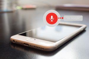 SMS Vocaux : Messages vocalisés, l'autre façon de passer un message directement.
