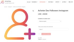 Achatlikes.fr