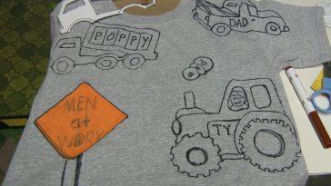 personnalisation de T-shirt