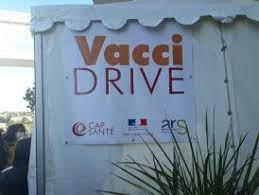 Vaccidrive : Premier centre de vaccination-voiture a ouvert près de Montpellier | Occitanie.