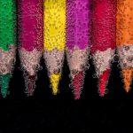 couleurs et la typographie de la marque