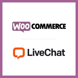 LiveChat WooCommerce