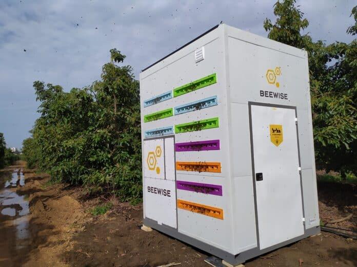 ruches robotisées pour les apiculteurs